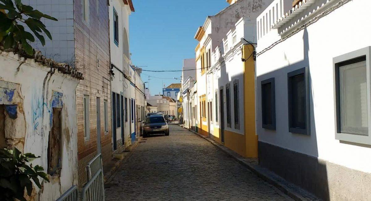 Santa Luzia Streets